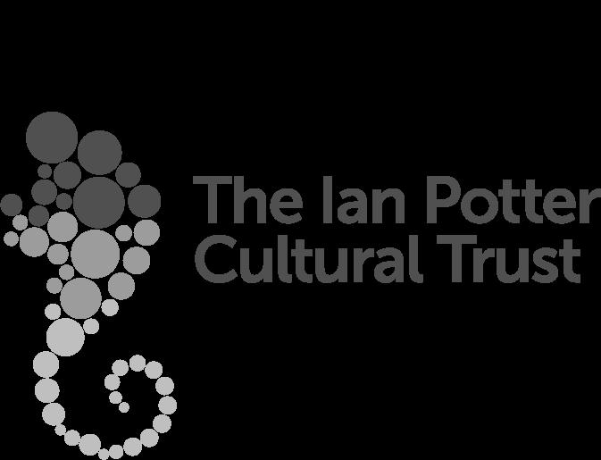 Ian Potter Cultural Trust logo